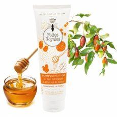 shampoing doux au miel